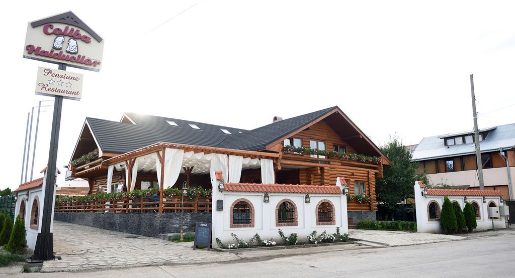 Coliba Haiducilor Bucovina Șcheia
