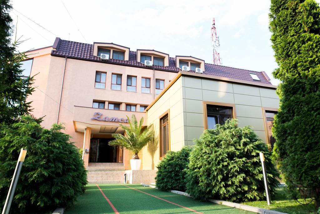 Hotel Zamca Suceava Suceava