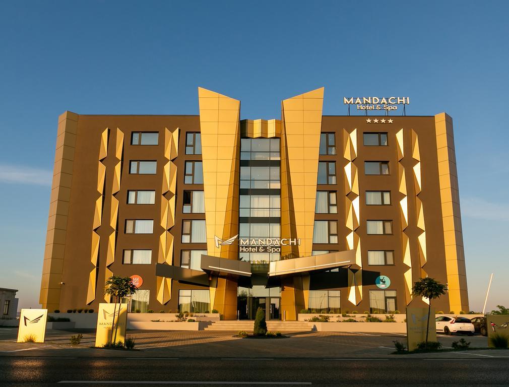 Mandachi Hotel & SPA Suceava