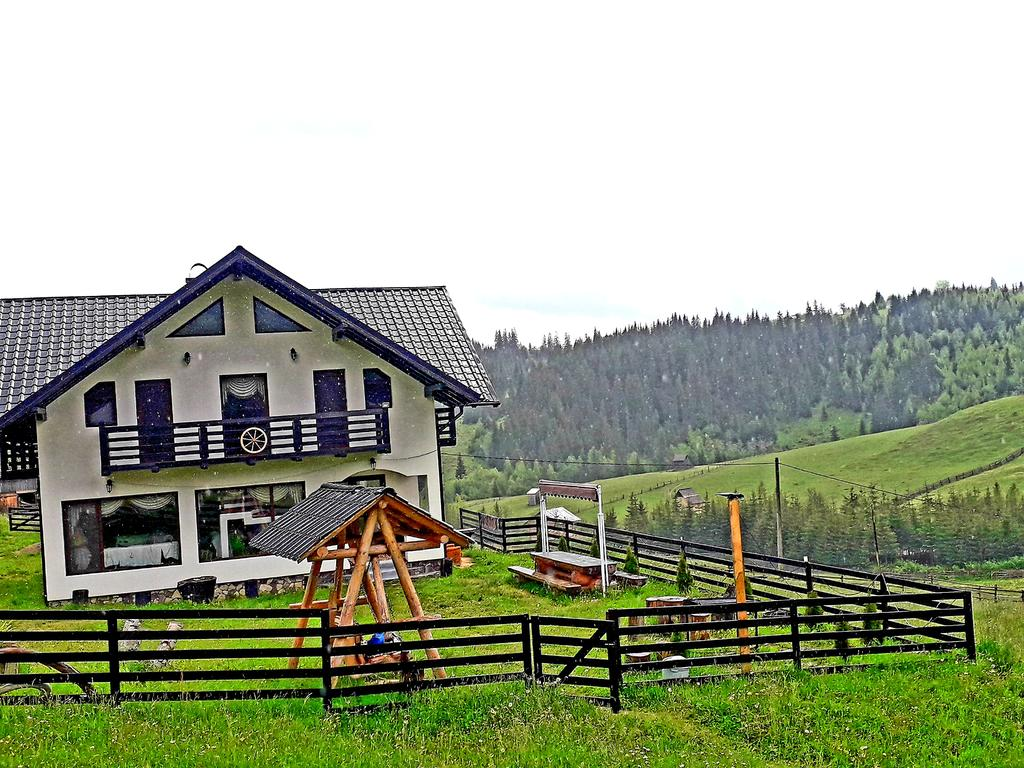 Pensiunea Munții Bucovinei Suceava
